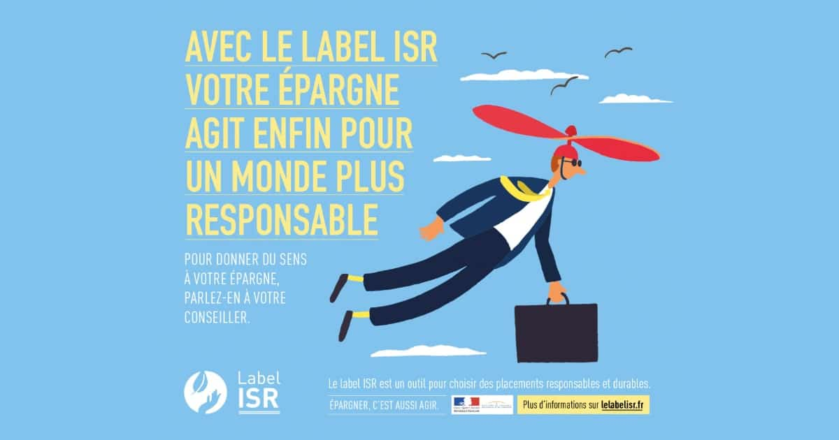 label ISR - investissement socialement responsable