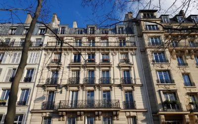 Appartement dans immeuble bourgeois – quartier République Paris XIème