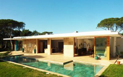 Minorca Cala Morell – deux magnifiques villas d'architecte 2019